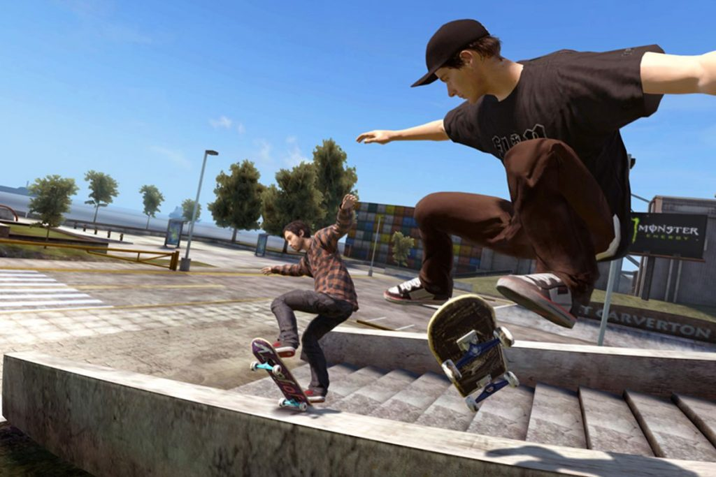 Image result for skate 3